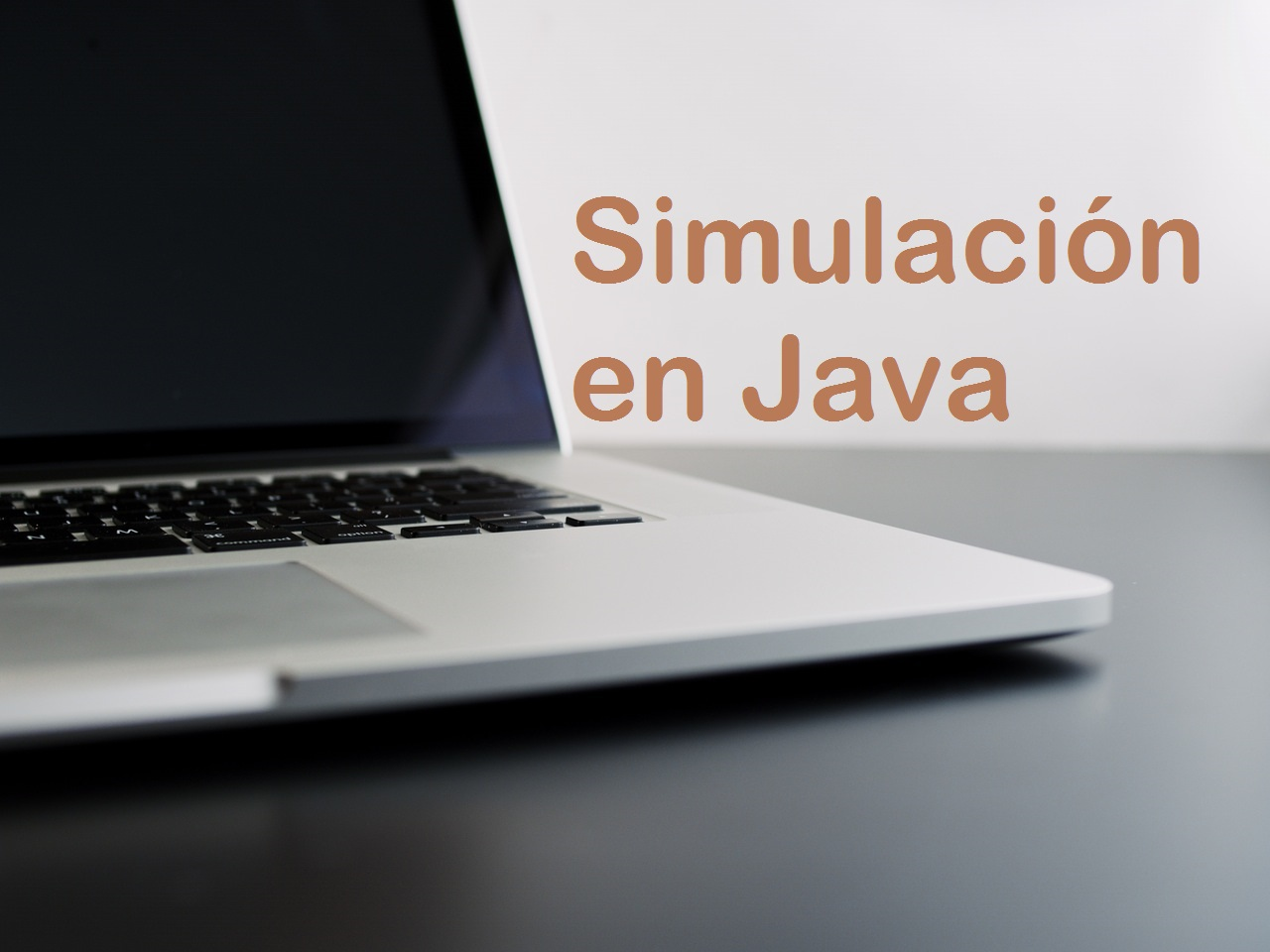 modelo de simulación en java