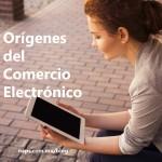Orígenes del comercio electrónico