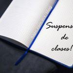 Días con suspensión de clases en México: 2016