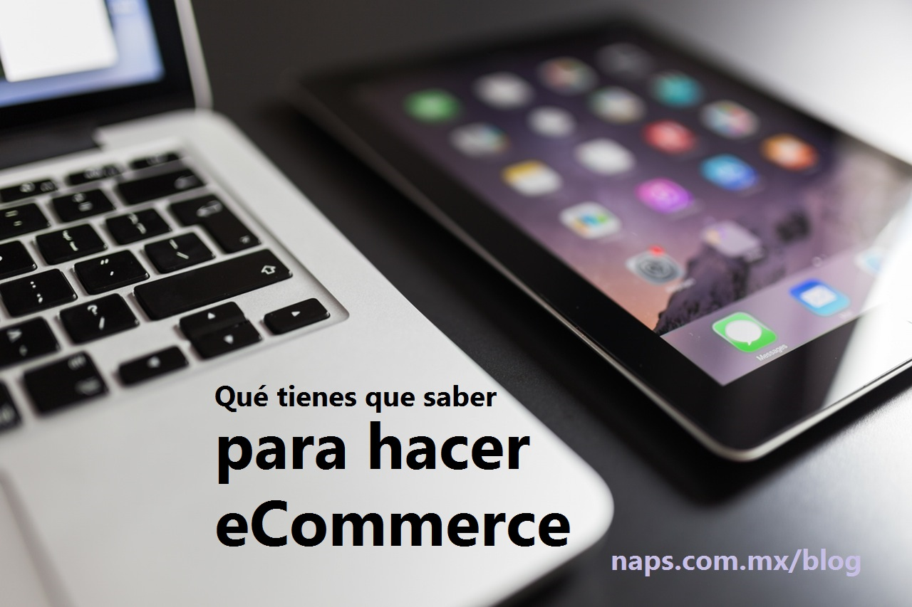 hacer eCommerce