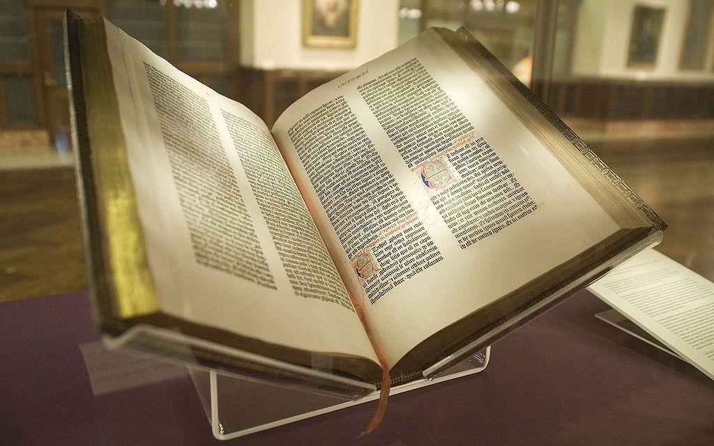 reticula en biblia