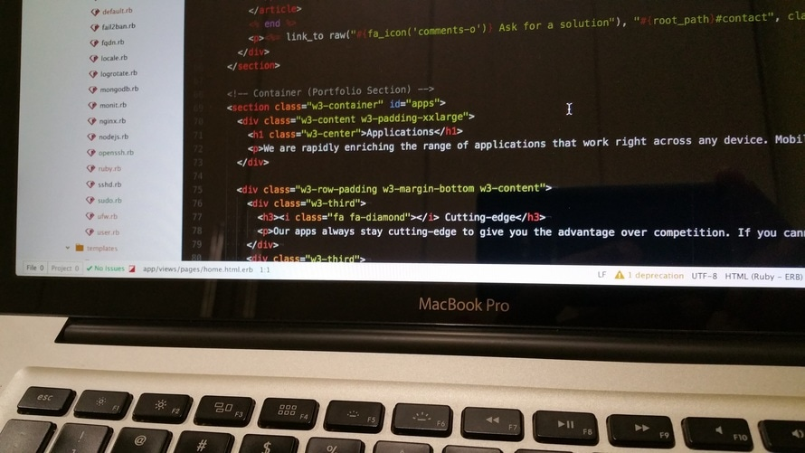 sublime text para progracion web