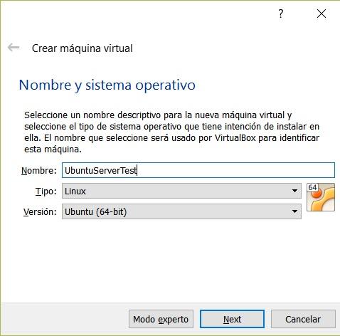 Instalar y configurar Ubuntu Server para desarrollo web_
