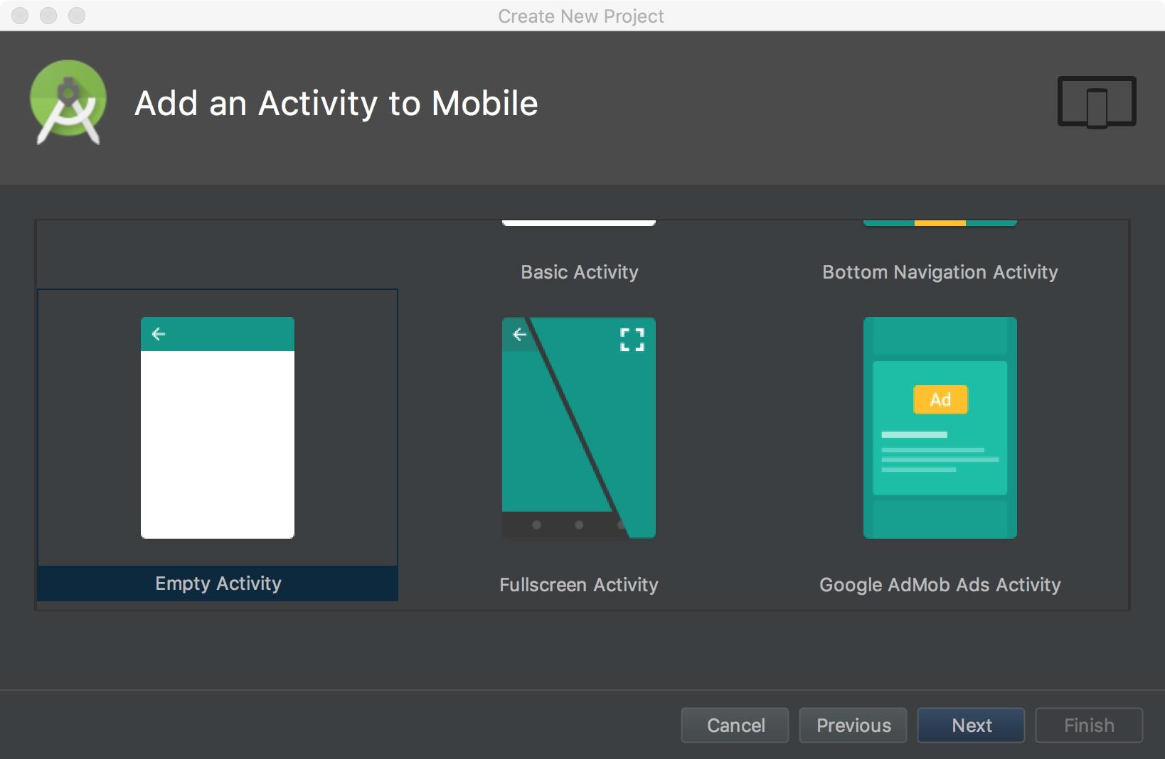 Trabajar con Android Studio